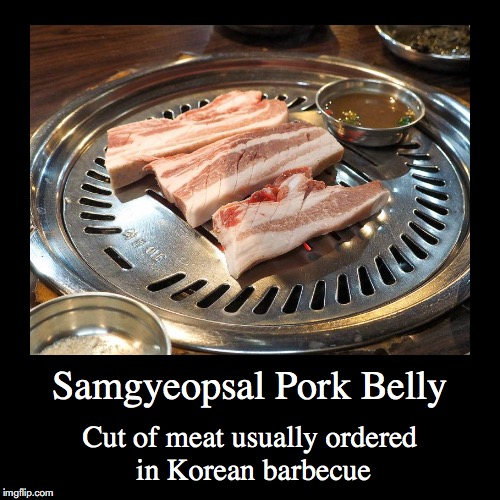 They Invited Me To A Korean Bbq But You Love Korean Bbq It Was