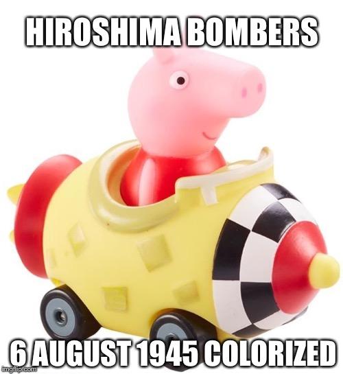 Hiroshima Bombers Imgflip