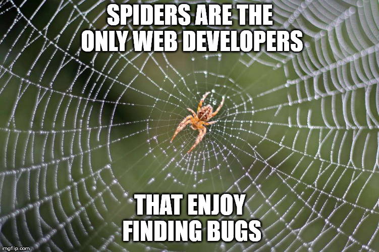 Spider Web Memes Gifs Imgflip