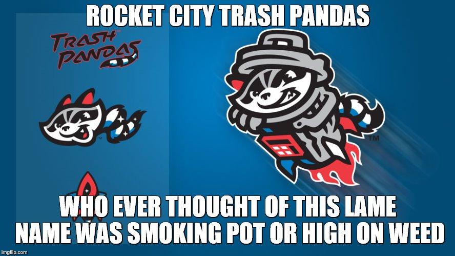 Image Tagged In Trash Pandas Imgflip