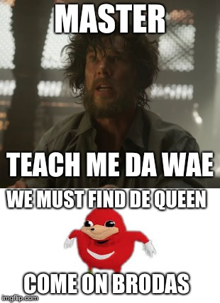 Ugandan Knuckles Find Real Queen Coub The Biggest Video Meme