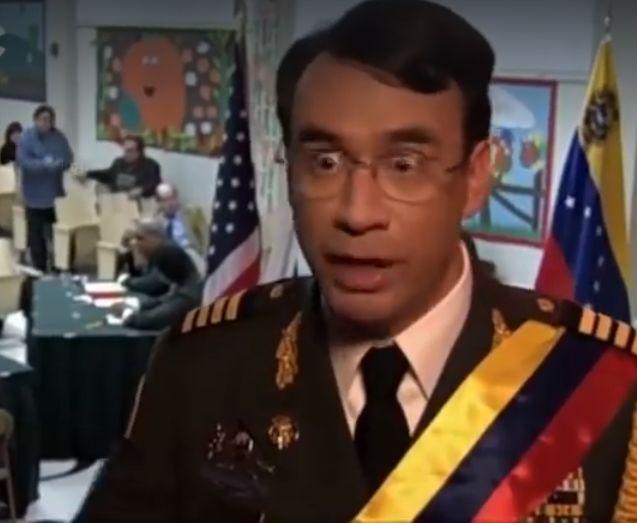 Venezuela Right To Jail Guy Blank Template Imgflip