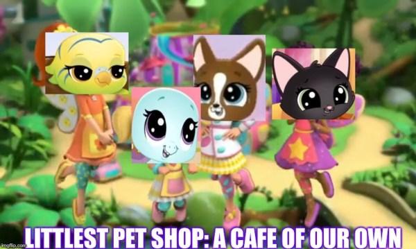 littlest pet shop a world of our own # 34