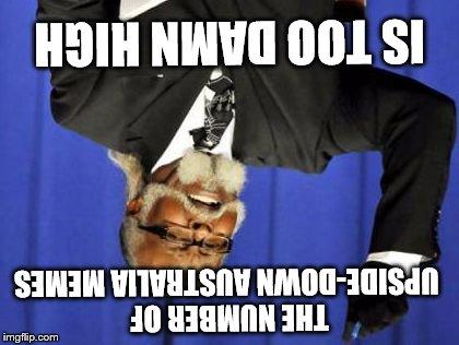 Trump Turning Fl Upside Down Memes Gifs Imgflip