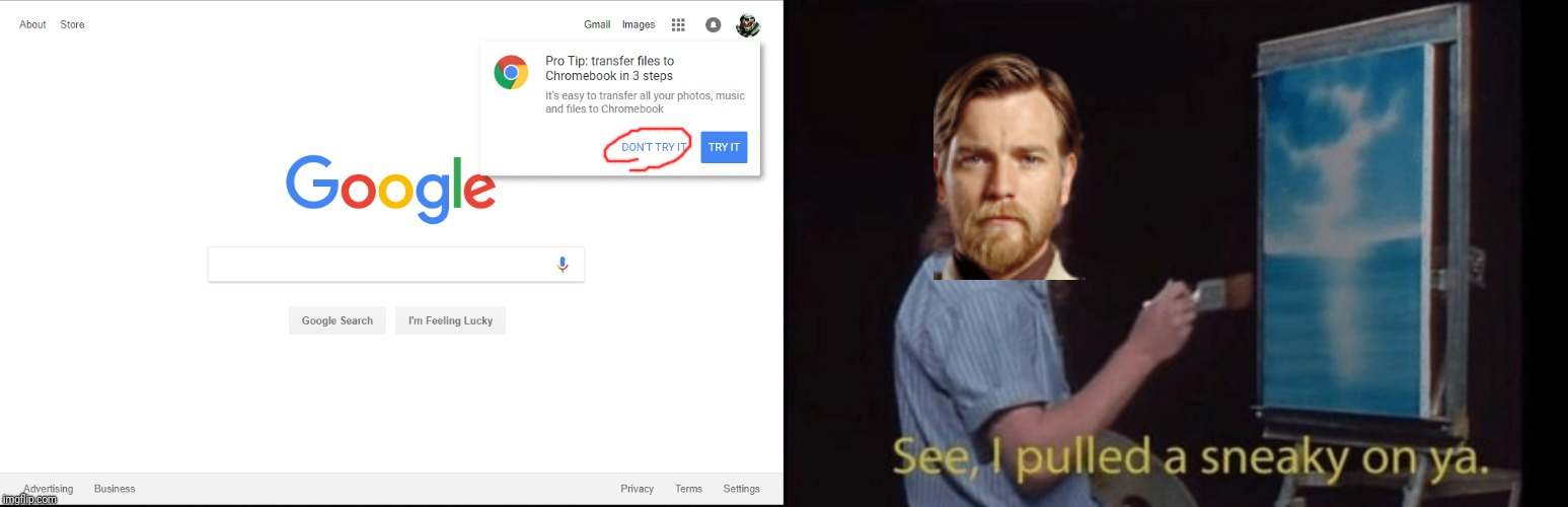 The Prequel Memes Are Every Where Imgflip