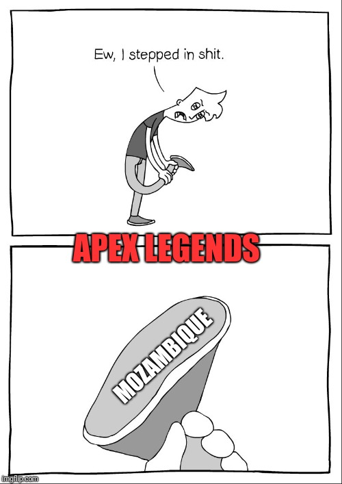 This Is Basically The Start Of Every Apex Legends Game Ever As