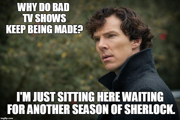 Sherlock Memes Gifs Imgflip