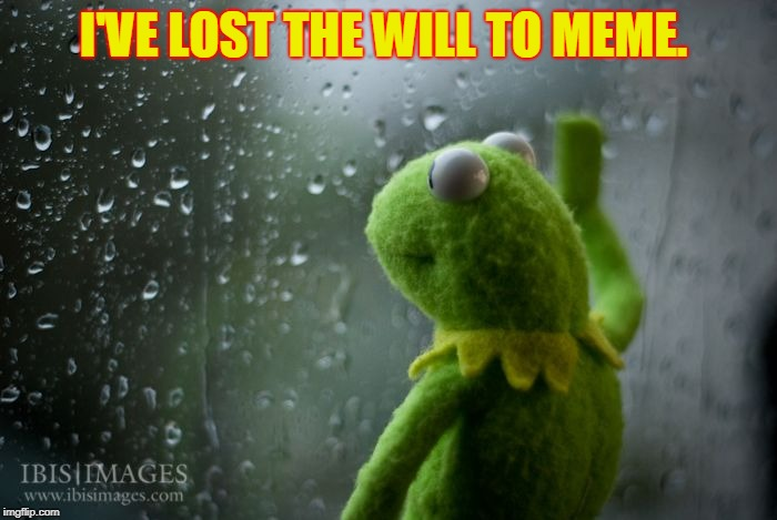 Kermit The Frog Proves It S Not Easy Being Meme Kermit The King Memes
