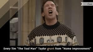 Tim Taylor Super Grunt Blank Template Imgflip