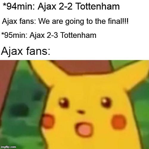 Los Memes Que Dejo La Derrota Del Tottenham Contra El Ajax