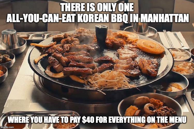 Sharing The Gospel While Eating Korean Bbq Nice Buddy Jesus