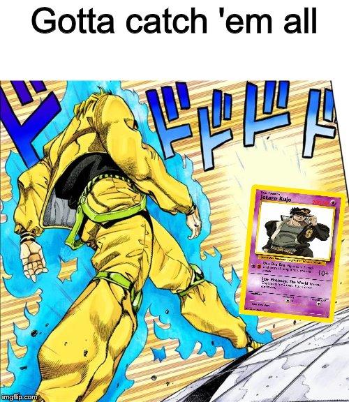 Dio Walking Latest Memes Imgflip