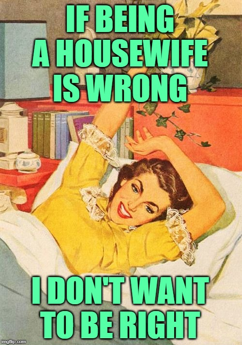housewife Memes & GIFs - Imgflip