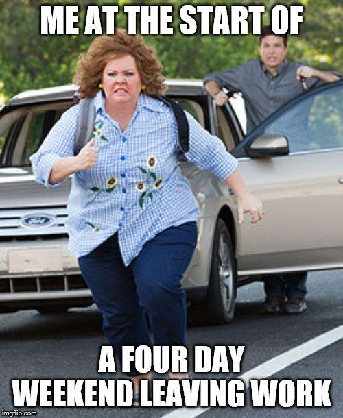 Melissa Mccarthy Running Memes Gifs Imgflip