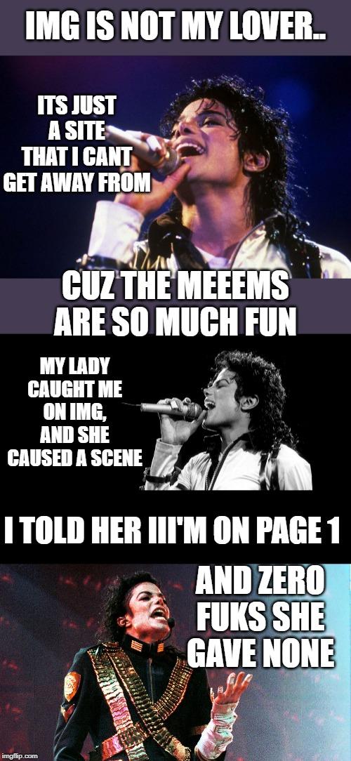 Tongo Meme Michael Jackson Billie Jean Youtube