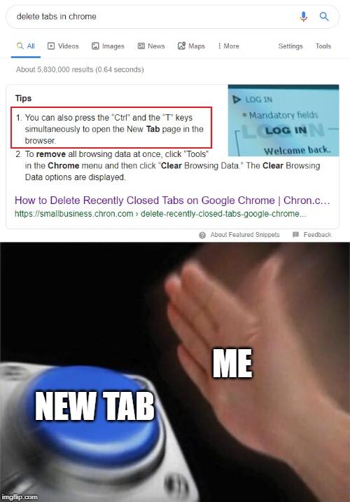 My 8gb Ram One Chrome Tab Ahseeit