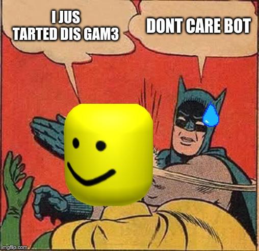 Batman And Robin Meme Generator Milos Babic Graphic Designs