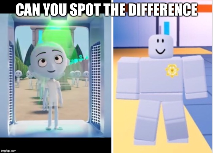 Can You Spot The Difference Meme Generator