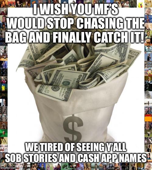 Bag Of Money Imgflip