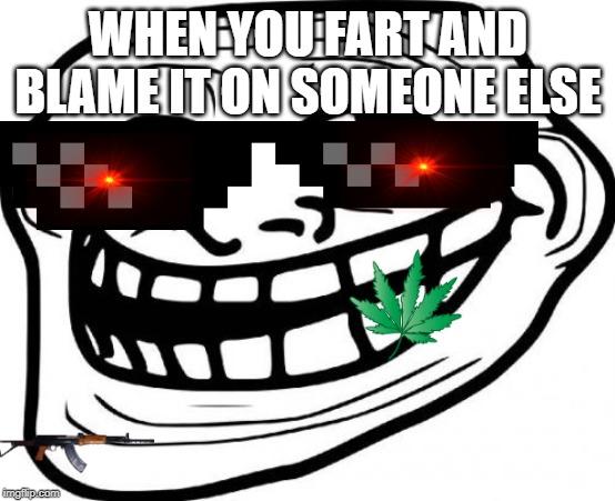 Troll Face Meme Imgflip