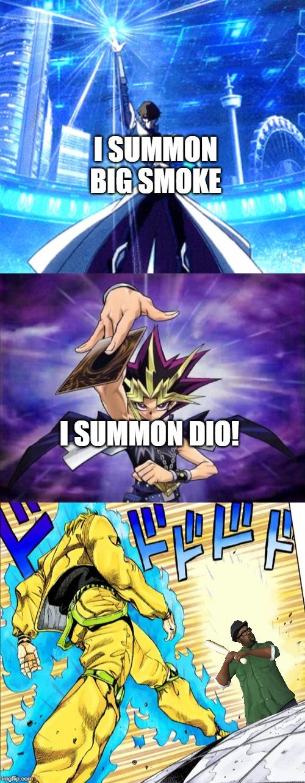Smg4 Dio Walking Memes Gifs Imgflip