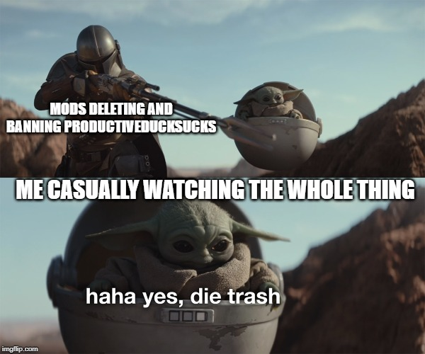 Haha Yes Die Trash Imgflip