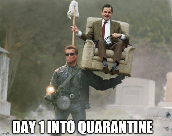 Arnold Schwarzenegger Mr Bean Memes Imgflip