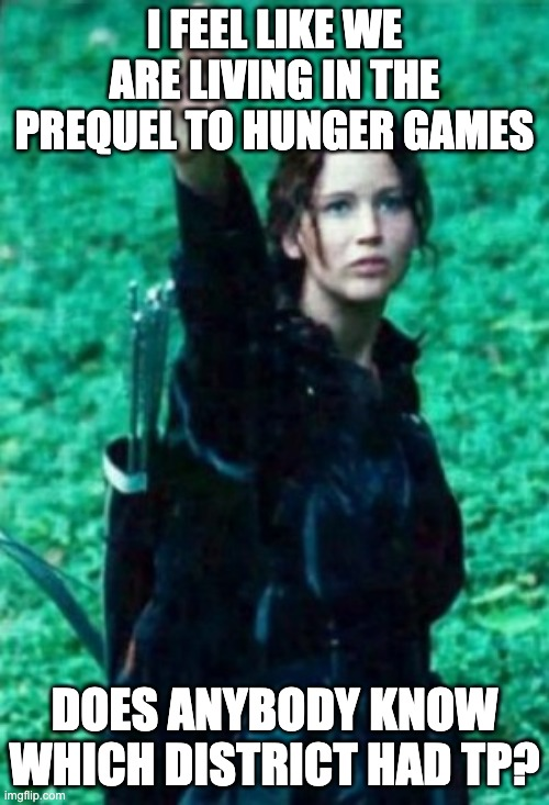 Your Average Hunger Games Line Up Hunger Games Simulator Know