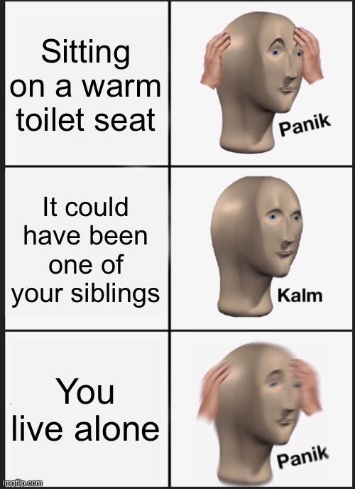 Panik Kalm Panik Meme Imgflip