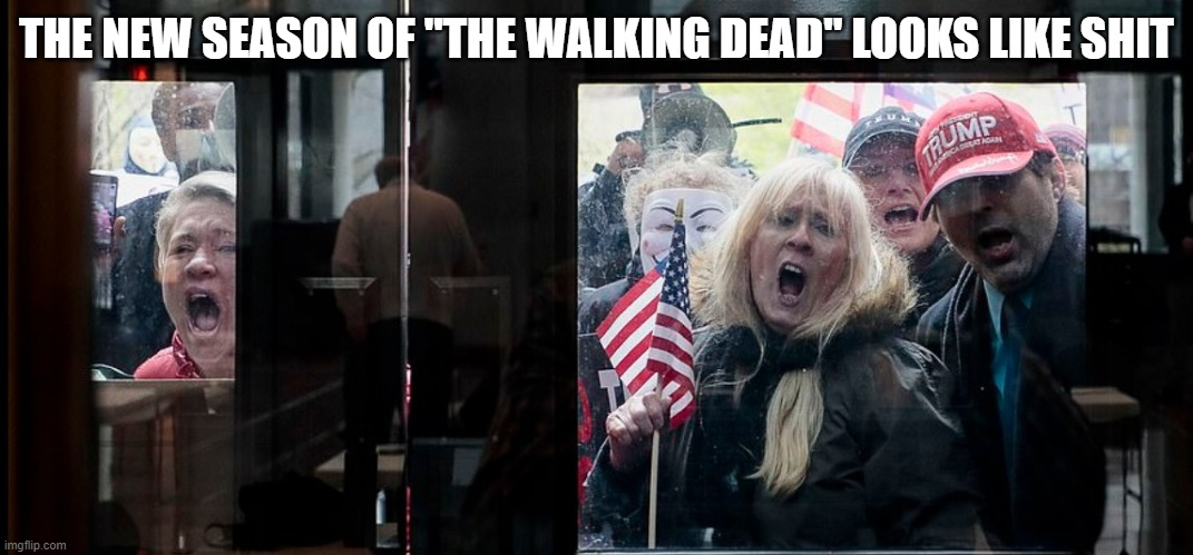 Politics Zombies Memes Gifs Imgflip