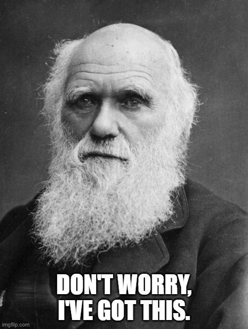 Funny Charles Darwin Sunglasses Meme T Shirt Guys Tee Teeshirt21