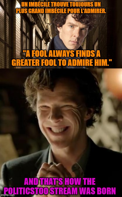 Politics Sherlock Memes Gifs Imgflip
