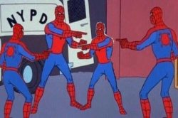 Image Tagged In Spiderman Pointing At Spiderman Imgflip