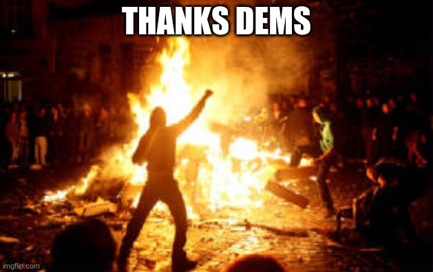 Thanks Dems #VetsForTrump