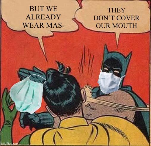 Batman Slapping Robin Meme Generator Imgflip Memes Batman