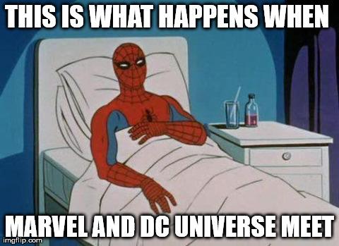 Spiderman Hospital