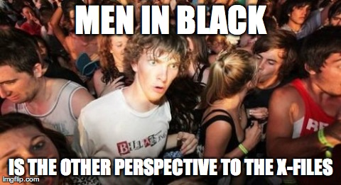 All this talk about Men In Black got me thinking....