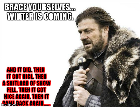 Brace Yourselves X is Coming