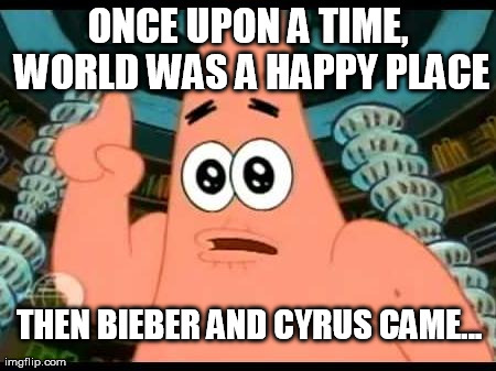 Patrick Says
