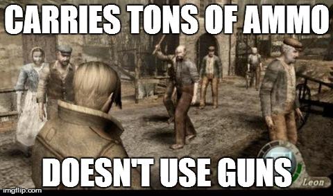 Good Guy Resident Evil 4 Villagers