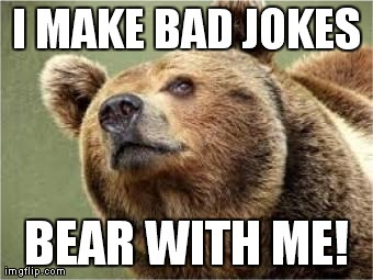 Smug Bear