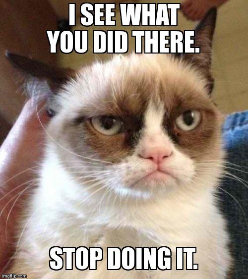 Grumpy Cat Reverse