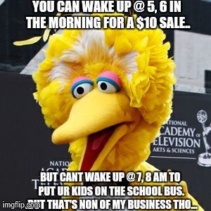 Big Bird Meme Imgflip