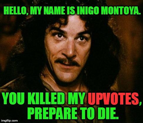 Inigo Montoya