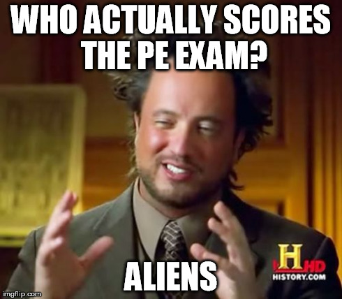 The Famous Cut Score Page 6 Anything About The Pe Exam