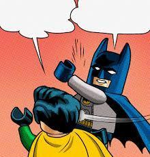 10 Best 10 Epic Batman Slapping Robin Memes That Only True Fans