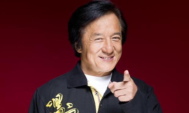 Jackie Chan Triggered Imgflip