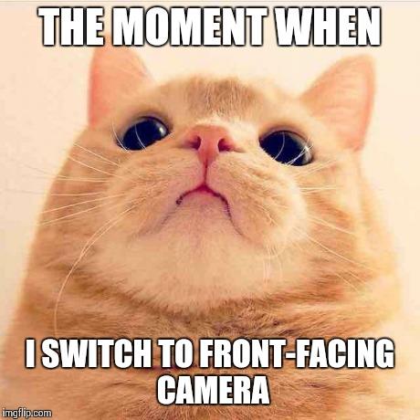 Front Camera Memes
