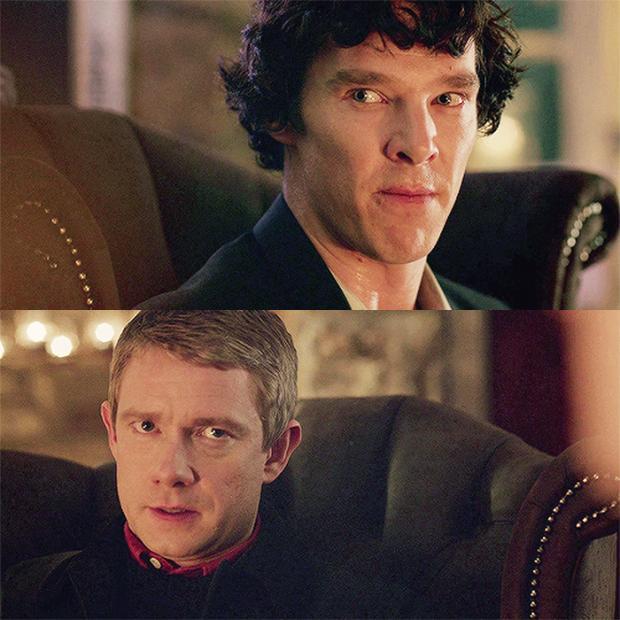 No Sh T Sherlock Bbc Meme Generator Imgflip