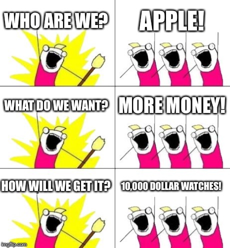 Twitter Reacts To The Launch Of The Apple Watch With Memes Daily